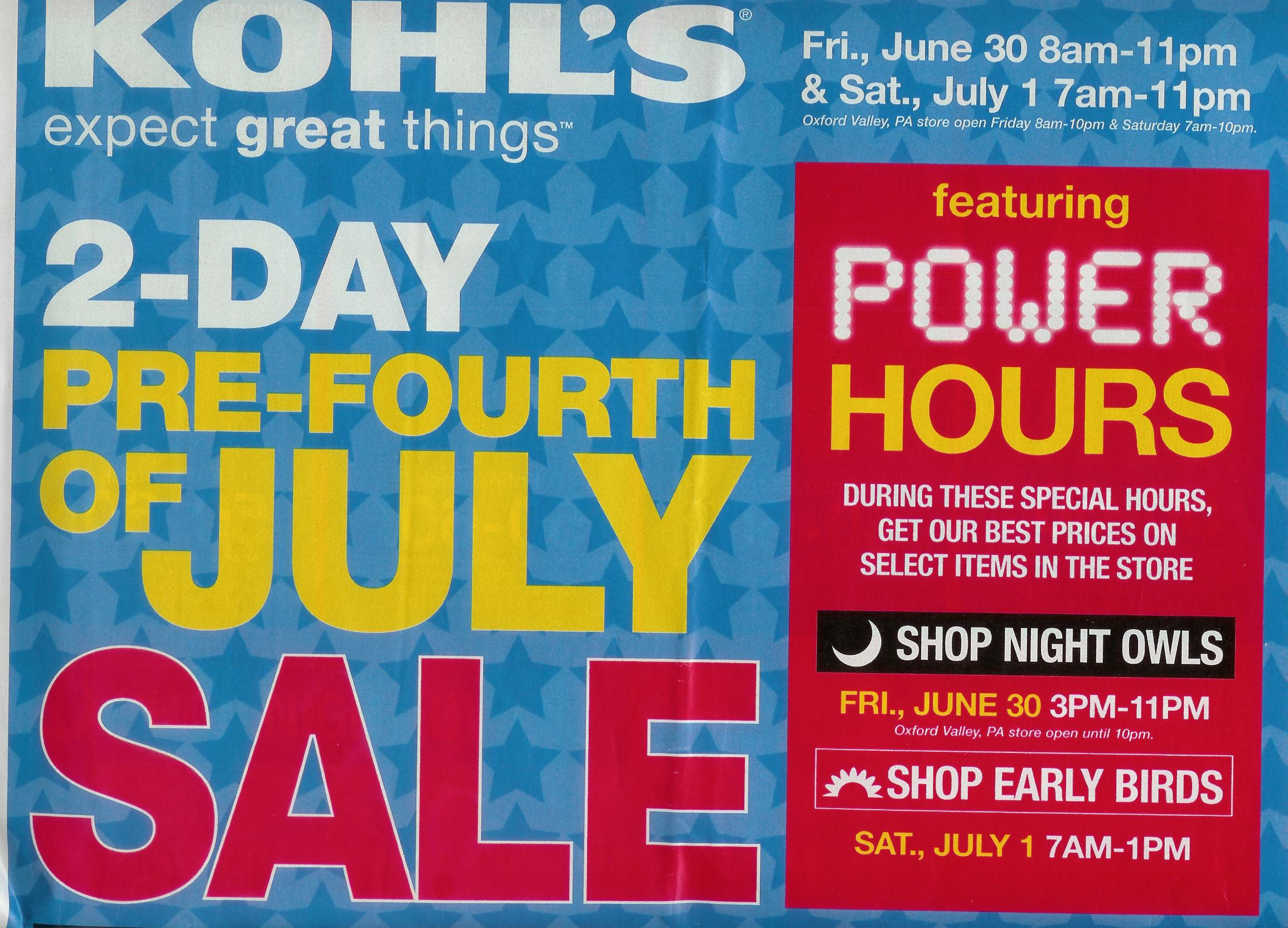 kohls-pre-fourth-of-july-sale
